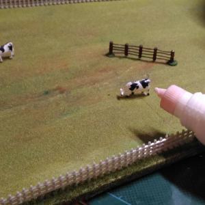 牧場ベースの制作(10)
