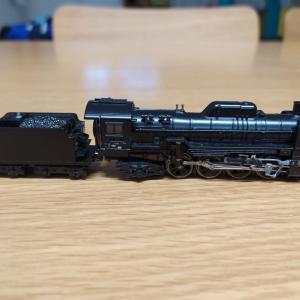 マイクロエース・D51498のニコイチ再生(1)