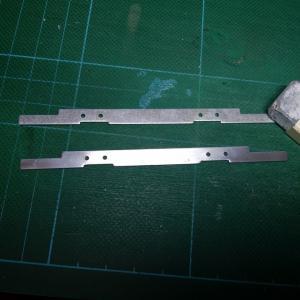 TOMIX・24系ブルートレイン(初期製品)のLED換装(2)