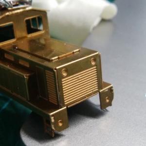 アルモデル・とても簡単な凸型ディーゼルの製作(5)