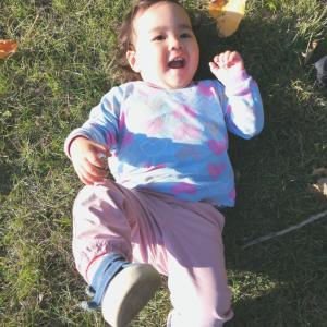 おハゲ1歳9ヶ月の記録