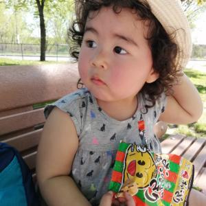 おハゲ2歳4ヶ月の記録