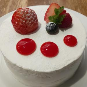 【セバスチャン】いちごとホワイトチョコレートのショートケーキ(東京)