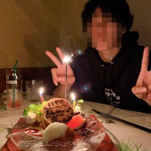 息子23歳のお誕生日とバロンの血液検査