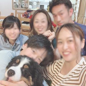お誕生日に全員集合!!