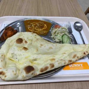 本場インドのカレーを食べて来た! クマ〜ルさんのカレ〜