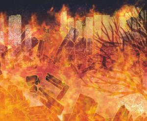暴動事件に思う、社会から悪を無くすには、正当化の芽を摘み取れ!