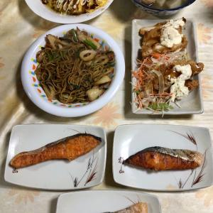 2019/11/12の今夜の夕食⭐️