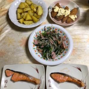 【ほぼ満足※】貧乏でも作れる今夜の夕食⭐️