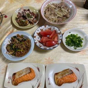 2020/07/27の今夜の夕食⭐️
