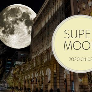 スーパームーン2020を観測! 昨日見逃した? じゃあ今日は眺めよう!
