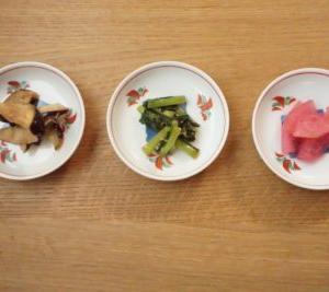 梅酢消費に漬物を3種作ってみた。しょっぱくなった失敗例とベスト配合