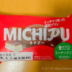 【口コミ】ローソンのMICHIPU(ミチプー)は不思議な新食感スイーツ