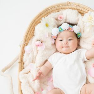 生後1ヶ月~3ヶ月頃の夏の服装(室内・外出時)|おすすめの着せ方を具体例で紹介(基準:東京)