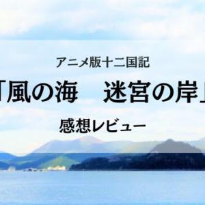 アニメ版十二国記「風の海 迷宮の岸」原作ファンの感想レビュー|原作との違いなど(ネタバレ注意)