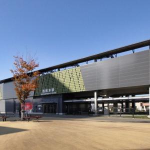 JR西熊本駅と元熊本市電