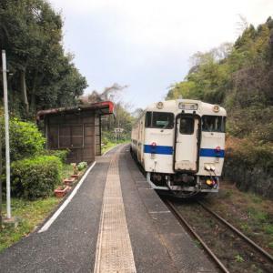 JR赤瀬駅