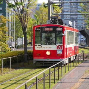 熊本市交通局 京急ラッピング車