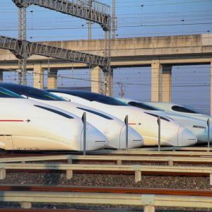 九州新幹線 熊本総合車両所