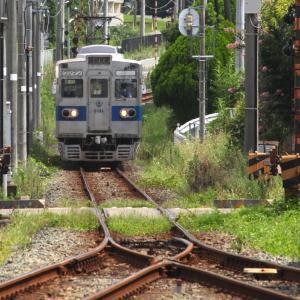 熊本電鉄 黒石駅