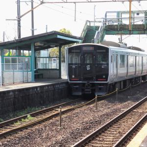 JR千丁駅