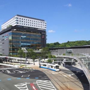 熊本市交通局 熊本駅前電停