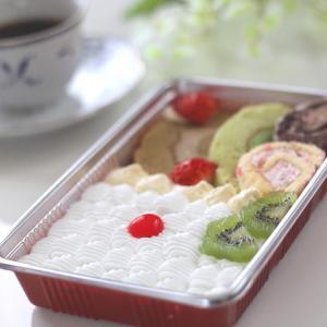 熊本のお菓子 幕の内弁当ケーキ