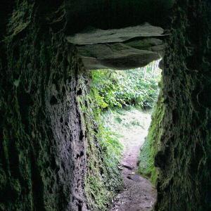 謎の隧道遺跡トンカラリン