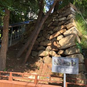 知られざる日本式石垣 激戦地  ー釜山鎮城ー
