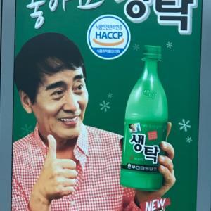 爽やか韓国のマッコリ