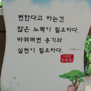 癒しの山 逍遥山で出会った素敵な言葉5