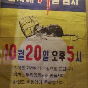 鼠を捕獲しよう ソウル生活史博物館から