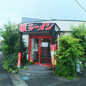 桜ラーメン 笠松店