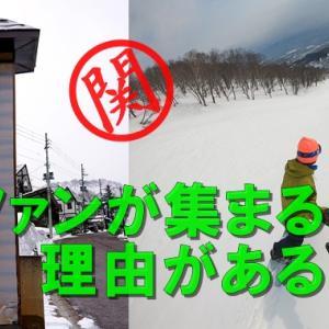 """コアなファンが""""関温泉スキー場""""に集まるには理由がある!"""