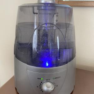 次亜塩素酸水専用 超音波噴霧器を導入