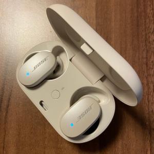 Bose QuietComfort Earbudsを買ってみた