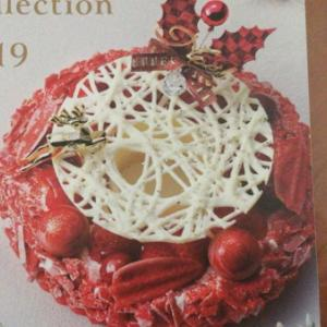 ルビーチョコレートのクリスマスケーキ ルタオのケーキが美しすぎる件