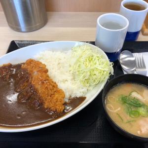カツカレー竹・豚汁 かつや岐阜大垣店