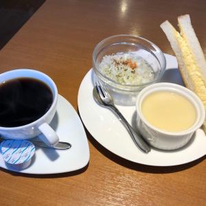 ブレンド珈琲&玉子トーストサンドモーニング ヌーヴォーカフェ(大垣市)