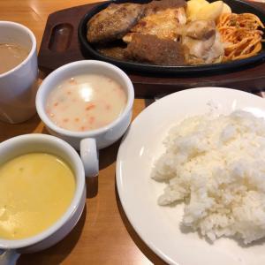 ハンバーグ・生姜焼きランチ ステーキ宮大垣インター店