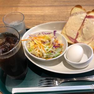 アイス珈琲&チーズトーストモーニング プロント名古屋丸の内店(中区)