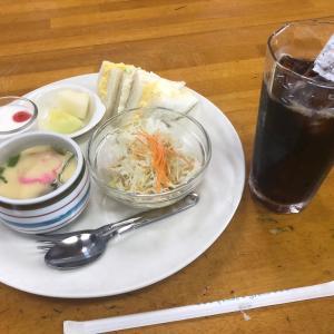 アイス珈琲&サンドイッチモーニング モカコーヒー(大垣市)