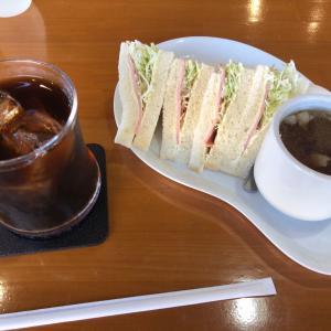 アイス珈琲&サンドイッチモーニング めいく(大垣市は)