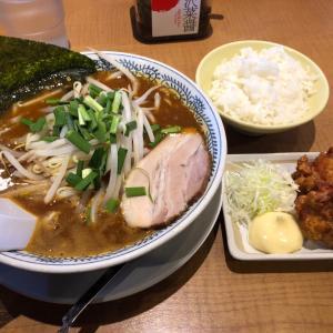 熟成味噌ラーメン・唐揚げランチ 丸源ラーメン大垣店