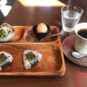 有機栽培珈琲&おにぎりモーニング オルセット(昭和区)