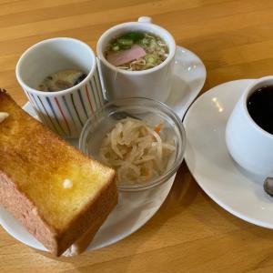 ブレンド珈琲&トーストモーニング めいく(大垣市)