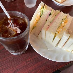 アイス珈琲&ミックスサンド 喫茶ボンボン(東区)