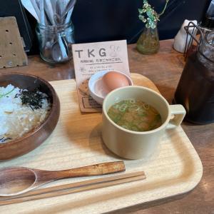 アイス珈琲&TKGモーニング ファニーズカフェ(昭和区)