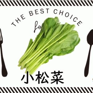 小松菜は犬が食べてもいい健康野菜☆ただし生は結石の原因になるからダメっ!