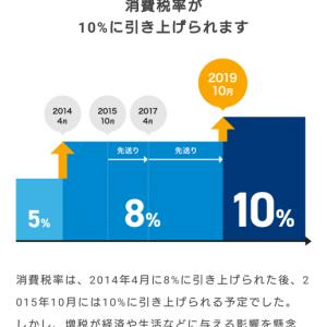 消費税10%不可能論